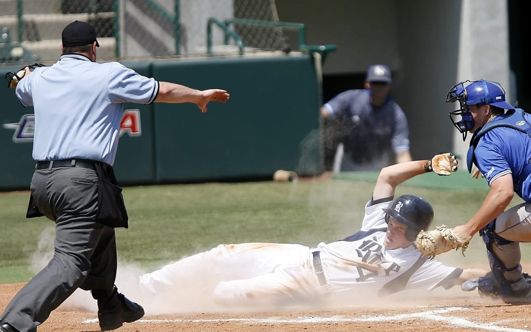 Coaching Course for Baseball –  How to Teach First Base Position