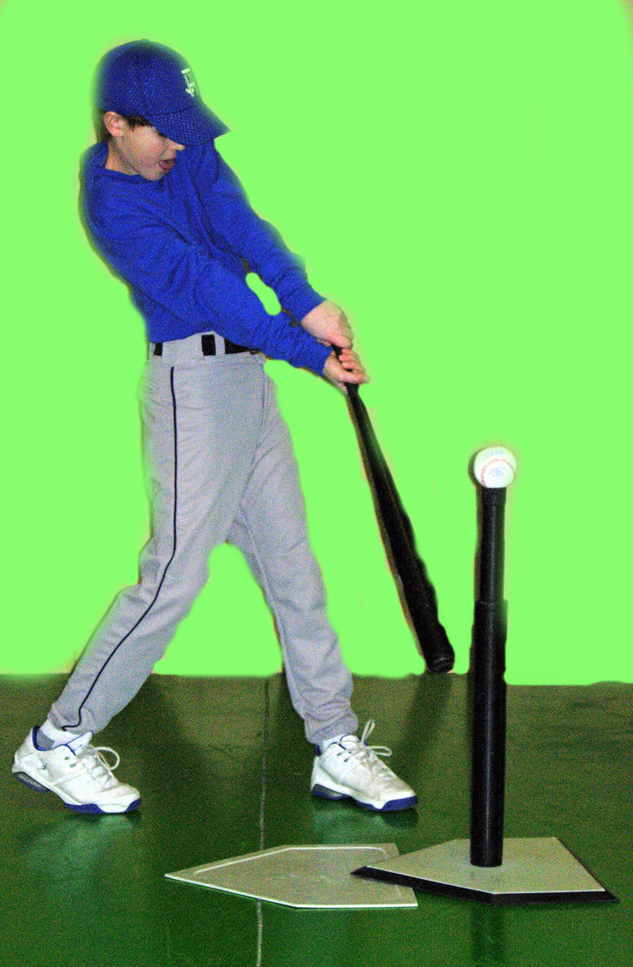 how to build a batting tee