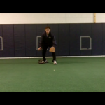 Coaching Course: play first base