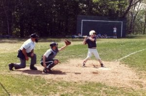 365 Days to Better Baseball - Stop That Swing Baseball Hitting Drill