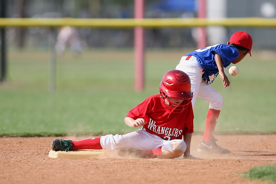 Footwork for Fielding - Knowing Right Foot from Left - 365 Days to Better Baseball