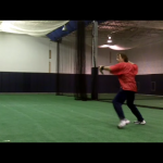 Throwing drill
