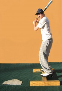 Stride length and ideal balance position