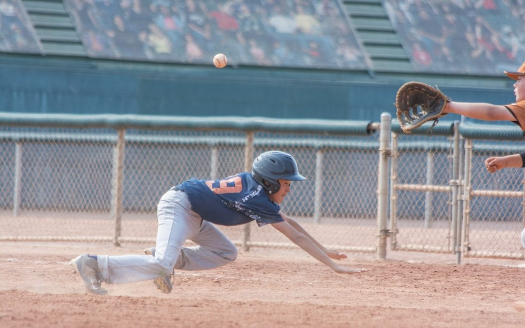 Intentional Walk in Youth Baseball?