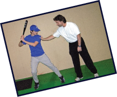 Youth baseball lessons
