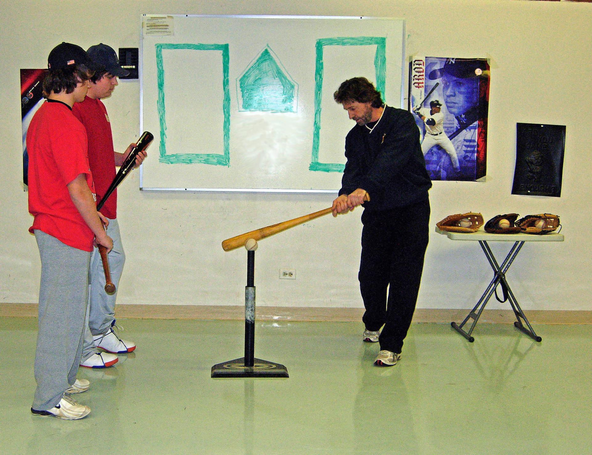 Batting Tee Success is Crucial – Tip of the Day