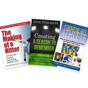 Jack Perconte books bundle