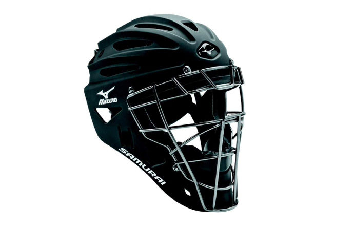 Mizuno G4 Samurai Catcher's Helmet Review