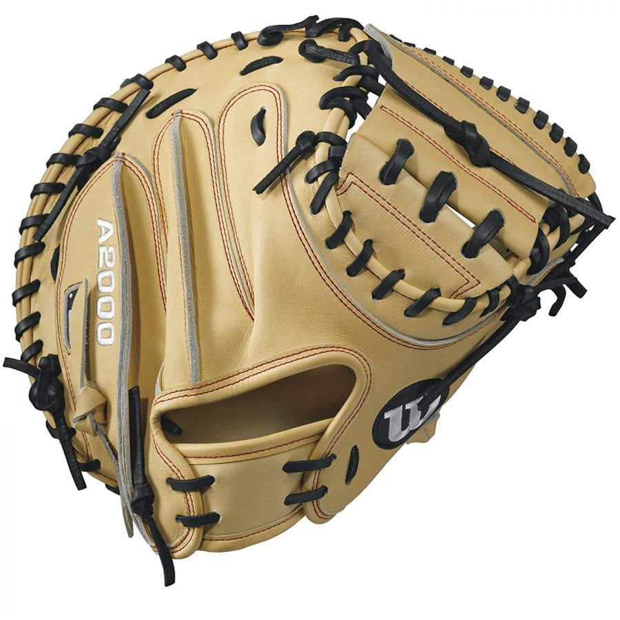 Wilson 2015 A2000 Baseball Catcher's Mitt Review
