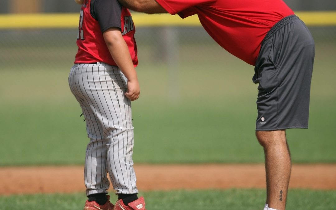 Parents Coaching their Children: Top Five Concerns