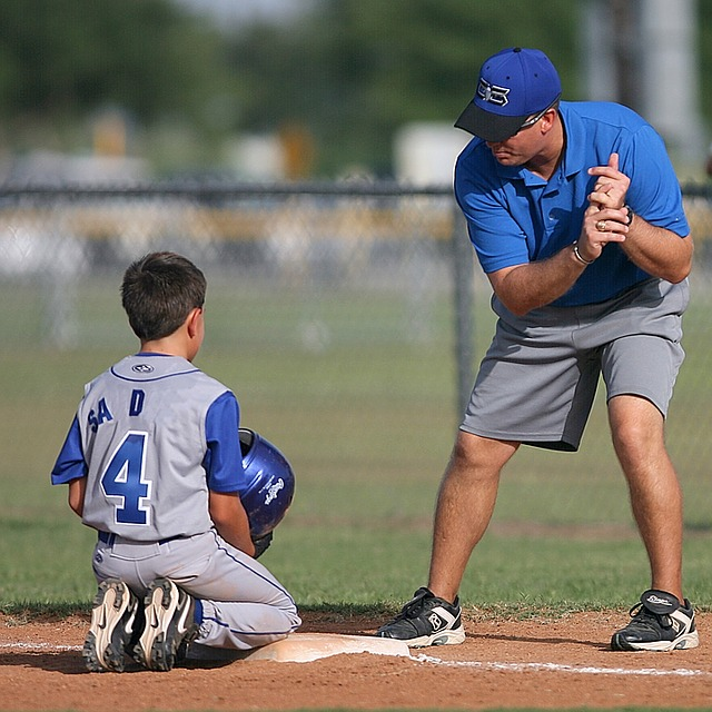 little league coaching