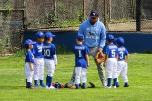 Baseball coaching to win
