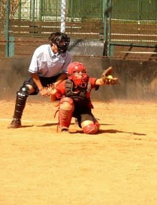 Coaching youth baseball