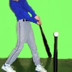 how to use a batting tee