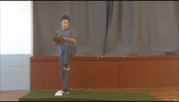 effective pitching drill