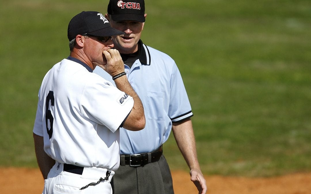 Sound Baseball Coaching Advice – Make Them Earn It