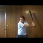 baseball hitting elbow position