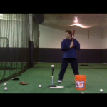Happy Gilmore Hitting Drill