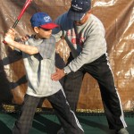 Baseball hitting instruction