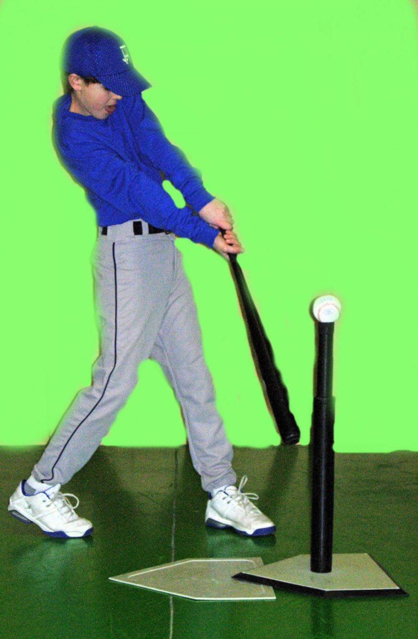 Are You Smarter than A Hitting Coach? Batting Tee Practice