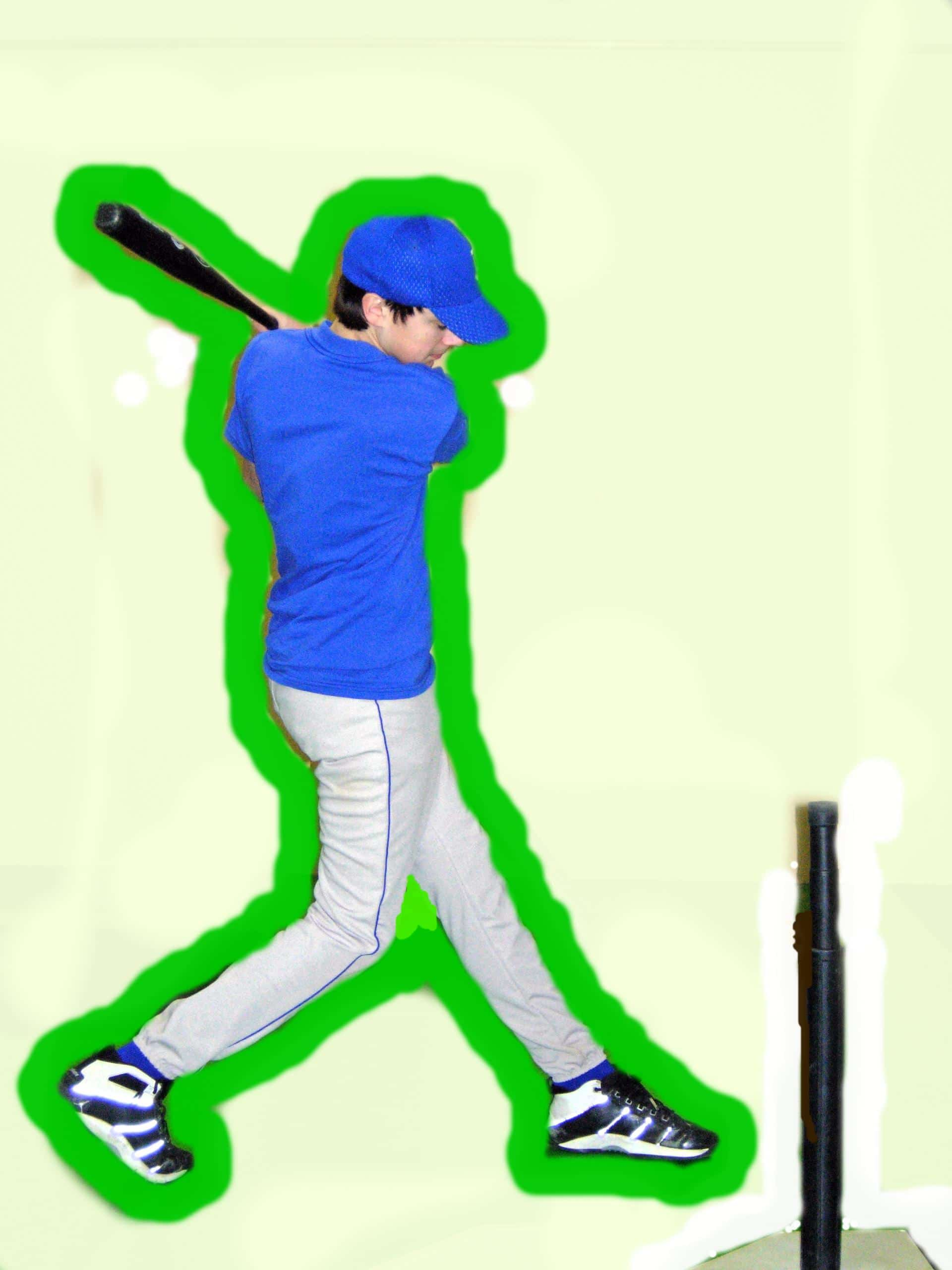 Batting Tee Eight Step Plan – Baseball Hitting Class – Day 2