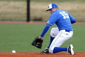 baseball fielding fundamentals