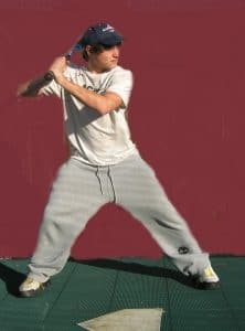Baseball Hitting Position