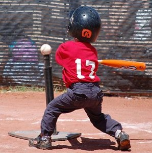 How to coach tee ball