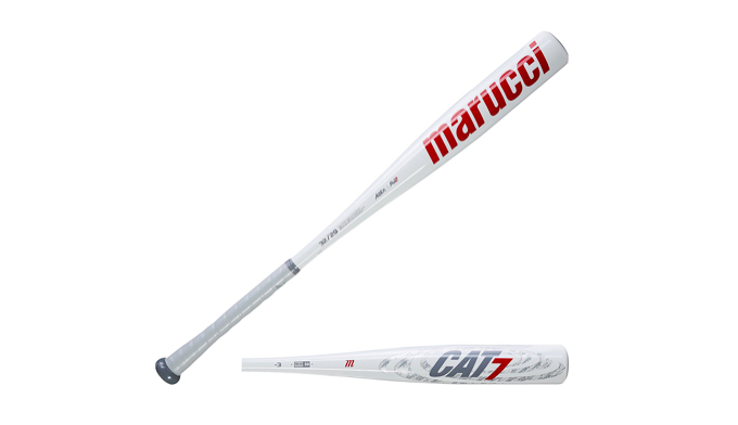 Marucci's MCBC7 Cat7 BBCOR Baseball Bat Review