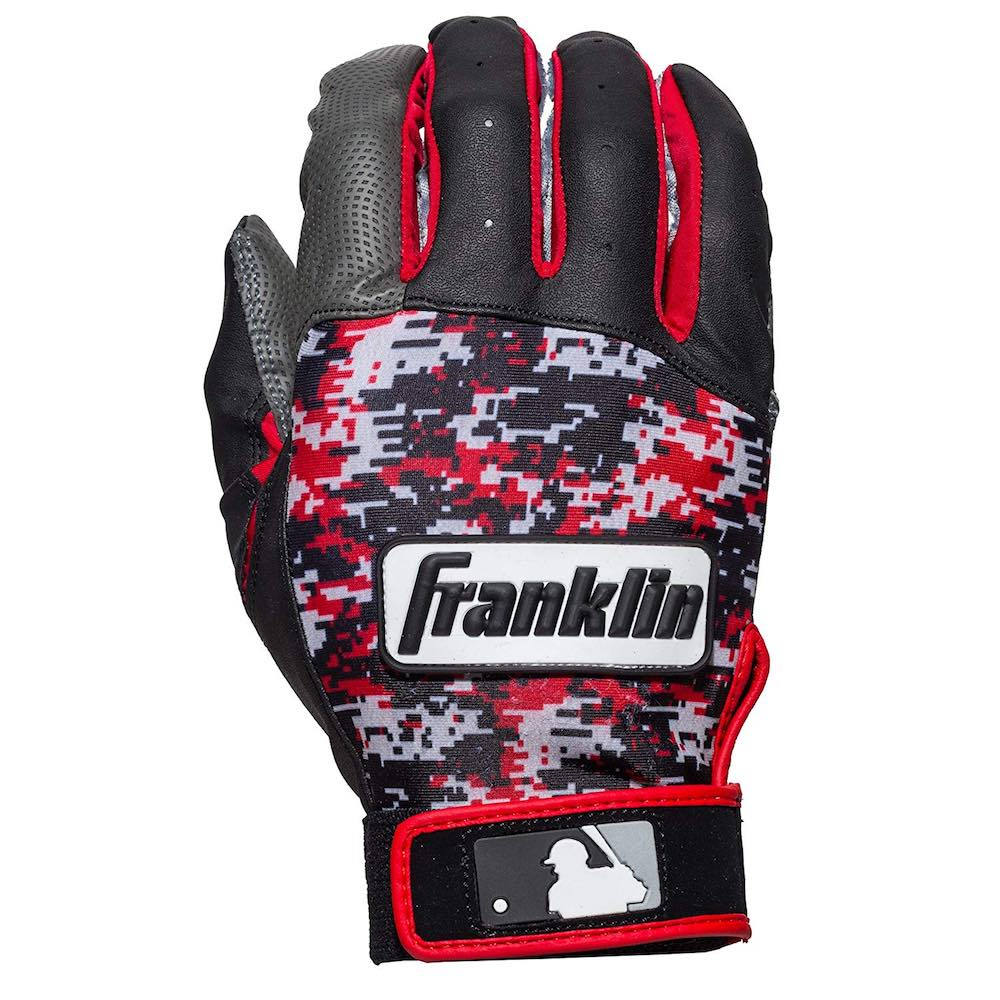 Franklin Sports MLB Digitek Men's Batting Gloves