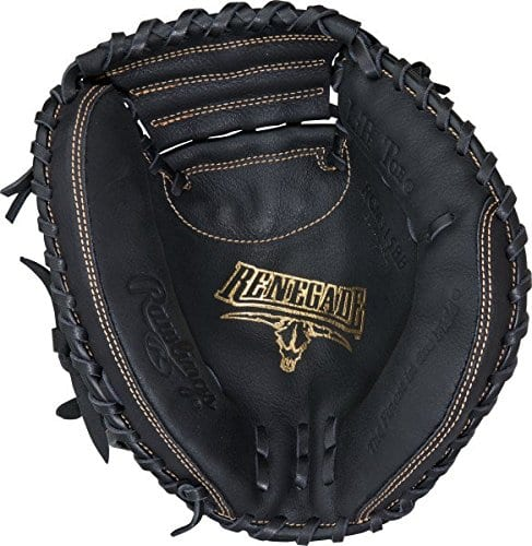 Reviewing the Rawlings Renegade Series Catcher's Mitt