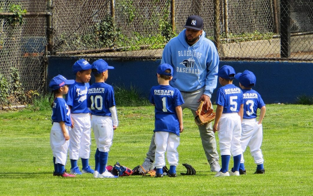 Coaching Little League Baseball for Success, Win or Lose